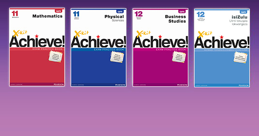 X-kit Achieve Exam Practice Books
