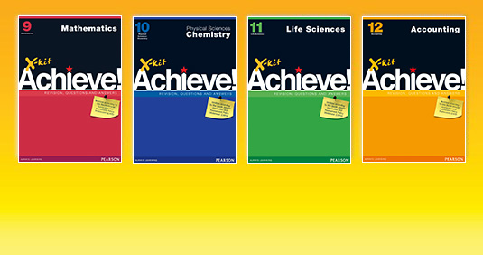 X-kit Achieve Study Guides