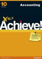 X-kit Achieve! Grade 10 Accounting Study Guide