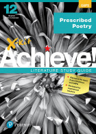 X-kit Achieve Literature Study Guide: Prescribed Poetry for English Home Language